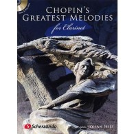 CHOPIN'S GREATEST MELODIES CLARINETTE