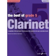 THE BEST OF GRADE 5 CLARINET