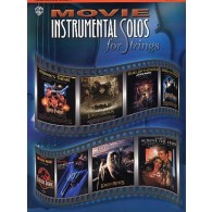 MOVIE INSTRUMENTAL SOLOS PIANO ACCOMPAGNEMENT
