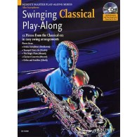 SWINGING CLASSICAL PLAY-ALONG SAXO ALTO