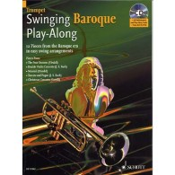 SWINGING BAROQUE PLAY-ALONG TROMPETTE