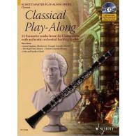 CLASSICAL PLAY-ALONG CLARINETTE