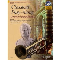 CLASSICAL PLAY-ALONG TROMPETTE