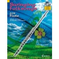 SWINGING FOLKSONGS FOR FLUTE