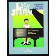 HEUMANN H.G. EASY SPIRITUAL PIANO