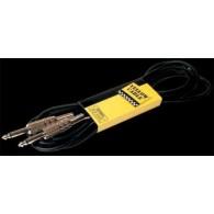 CORDON JACK YELLOW CABLE METAL G43D