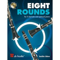 JOHOW J. EIGHT ROUNDS CLARINETTES