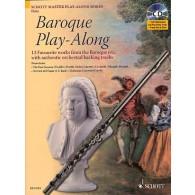 BAROQUE PLAY-ALONG FLUTE
