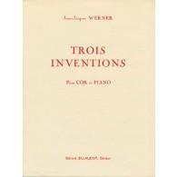 WERNER J.J. INVENTIONS COR