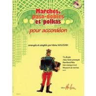MAUGAIN M. MARCHES PASO-DOBLES POLKAS ACCORDEON