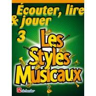 LES STYLES MUSICAUX COR