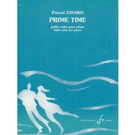 ZAVARO P. PRIME TIME PIANO