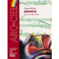 PASCAL C. EQUINOXE COR