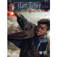 POTTER HARRY INSTRUMENTAL SOLOS FLUTE