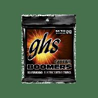 JEU DE CORDES ELECTRIQUE GHS STRINGS GBL BOOMERS FILE ROND 10/46
