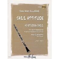 ALLERME J.M. JAZZ ATTITUDE VOL 2 CLARINETTE