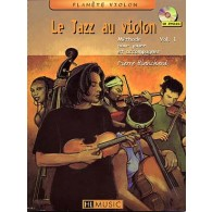 BLANCHARD P. LE JAZZ AU VIOLON VOL 1