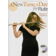 BENNETT N. A NEW TUNE A DAY BOOK TWO FLUTE