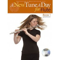 BENNETT N. A NEW TUNE A DAY BOOK ONE FLUTE