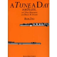 HERFURTH P. A TUNE A DAY BOOK TWO FLUTE