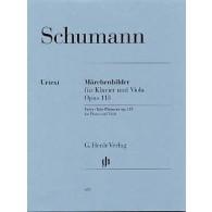 SCHUMANN R. MARCHENBILDER OP 113 ALTO