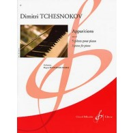 TCHESNOKOV D. APPARITIONS OP 26 PIANO