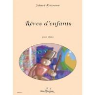 KOUZETSOV Y. REVES D'ENFANTS PIANO