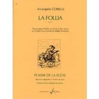 CORELLI A. LA FOLIA OP 5 FLUTE