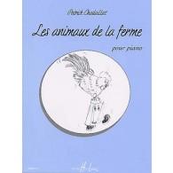 CHADAILLAT P. LES ANIMAUX DE LA FERME PIANO