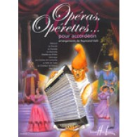 VALLI R. OPERAS OPERETTES ACCORDEON
