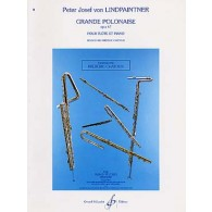 LINDPAINTNER P.J. GRANDE POLONAISE FLUTE