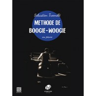 TROENDLE S. METHODE DE BOOGIE-WOOGIE PIANO
