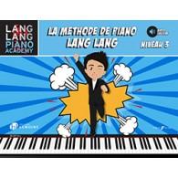 LANG LANG LA METHODE DE PIANO NIVEAU 3