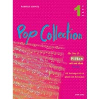 SCHMITZ M. POP COLLECTION VOL 1 FLUTE