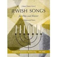 HOTZ H.D. JEWISH SONGS FLUTE
