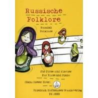 HOTZ H.D. RUSSISCHE FOLKLORE FLUTE