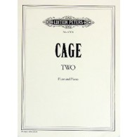 CAGE J. TWO FLUTE