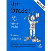 WEDGWOOD P. UP GRADE 2-3 FLUTE