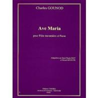 GOUNOD C. AVE MARIA FLUTE