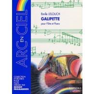 LELOUCH E. GALIPETTE FLUTE
