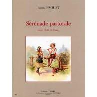 PROUST P. SERENADE PASTORALE FLUTE