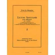 LE MONNIER Y. LECTURE SIMULTANEE VOL 2