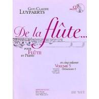 LUYPAERTS G.C. DE LA FLUTE VOL 5