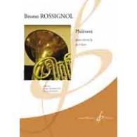 ROSSIGNOL B. PHILEMON COR SOLO