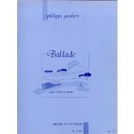 GAUBERT P. BALLADE FLUTE