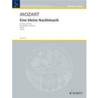 MOZART W.A. PETITE MUSIQUE DE NUIT FLUTE