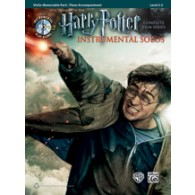 POTTER HARRY SELECTIONS FROM INSTRUMENTAL SOLOS COMPLETE VIOLON