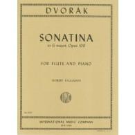 DVORAK A. SONATINE OP 100 FLUTE