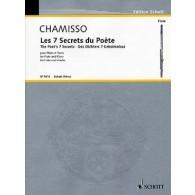 DE CHAMISSO O.M. 7 SECRETS DU POETE FLUTE