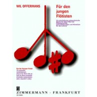 OFFERMANS W. FUR DEN JUNGEN FLUTE SOLO